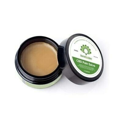 CBD Pain Salve 500mg