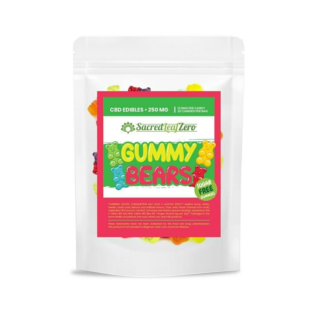 CBD Gummies Sugar Free 20ct