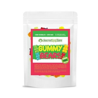 CBD Gummies Sugar Free 20ct