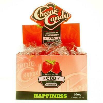 CBD Lollipops 10mg