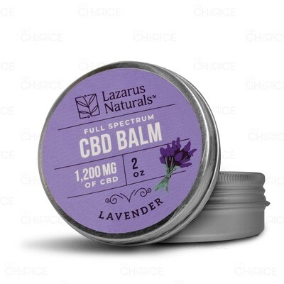 Full Spectrum CBD Balm 1200 mg