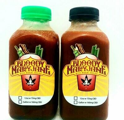 CBD Bloody Mary Jane