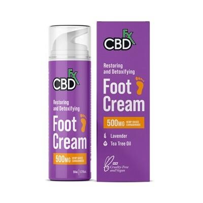 Foot Cream 500mg