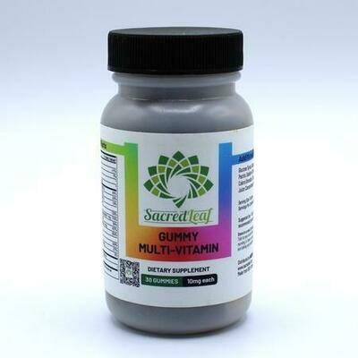 CBD Multi-Vitamin