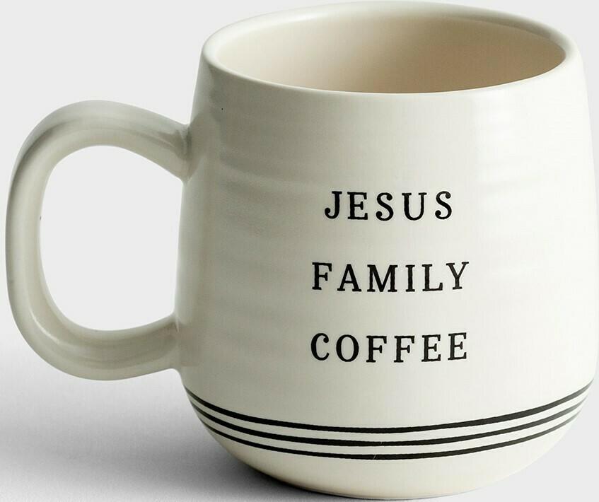Jesus Family Coffee Mug