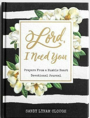 Lord I Need You Devotional Journal