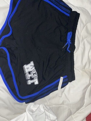 WET LOGO SHORTS