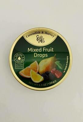 Cavendish Mixed Fruit Tin