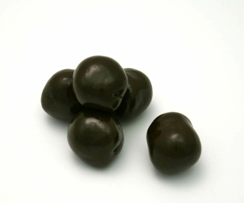 Dark Chocolate Espresso Caramels   1/2 lb.