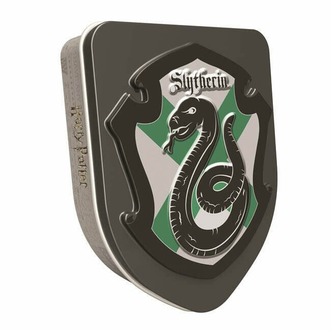 Harry Potter Slytherin House Tin