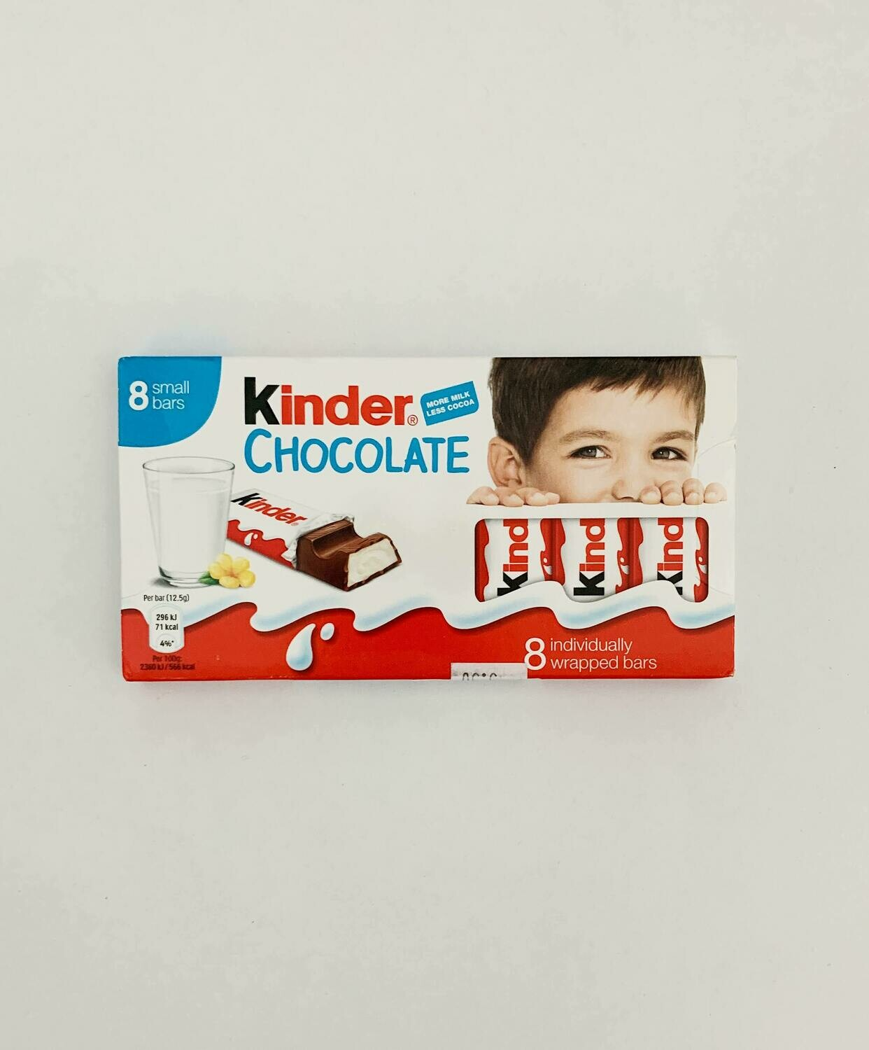 Kinder Bar 8 pc