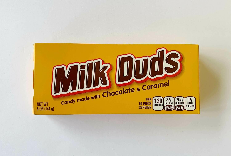 Milk Duds Theater Box