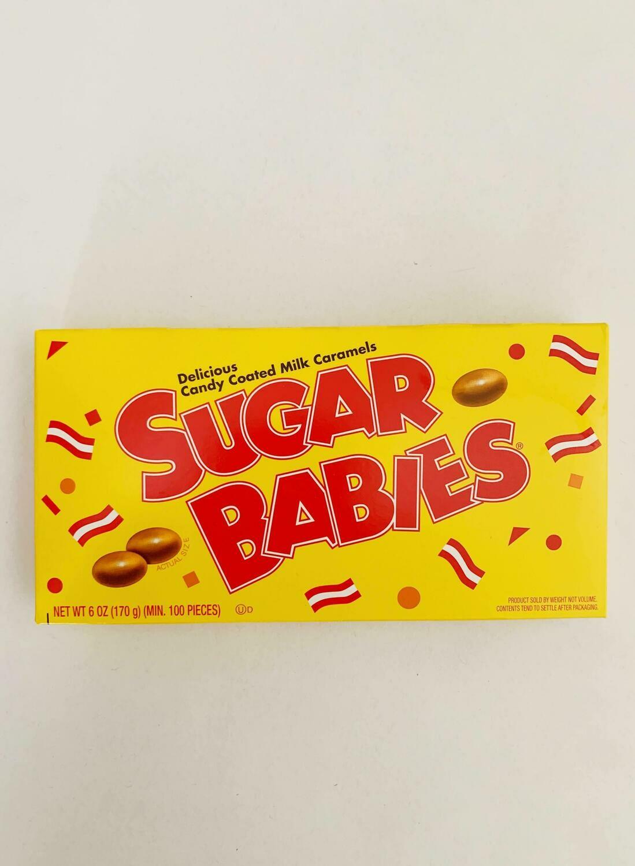Sugar Babies Theater Box