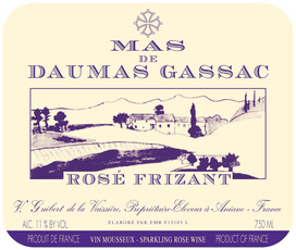 Mas de Daumas Gassac Rose Frizant Magnum 1.5L - biodynamic