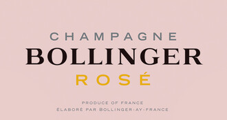 NV Bollinger Rose Champagne