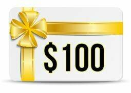 $100 Harker House Gift Certificate
