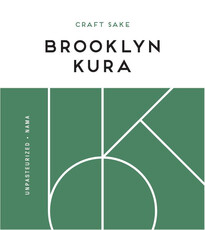 Brooklyn Kura #14 Namazake Sake NV