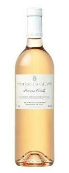 Chateau la Calisse Rose biodynamic