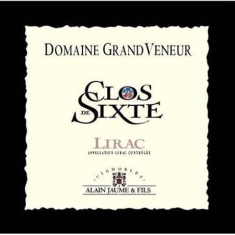 Domaine Grand Veneur, Lirac Clos de Sixte - organic