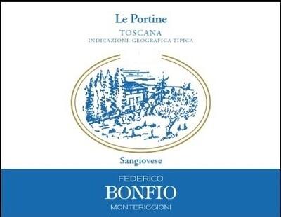 Federico Bonfio Le Portine Toscana IGT