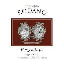 Fattoria Rodano Poggialupi IGT Toscana- organic