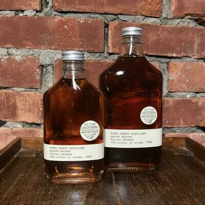 Kings County HH Peated Bourbon 200 ml
