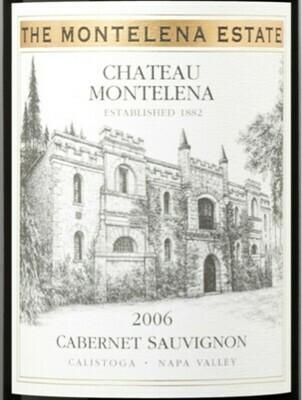 2006 Chateau Montelena Estate Cabernet Sauvignon - Library Release