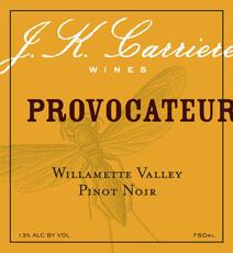 J.K. Carriere Provocateur Pinot Noir-sustainable