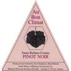 Au Bon Climat Pinot Noir - organic