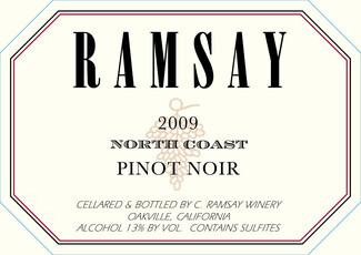 Ramsay North Coast Pinot Noir