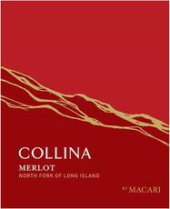 Macari Collina Merlot  - organic / biodynamic