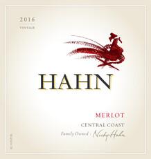 Hahn Merlot - sustainable