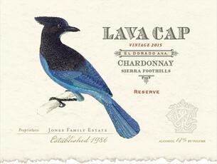 Lava Cap Chardonnay - sustainable