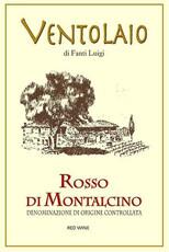 Ventolaio, Rosso di Montalcino - organic