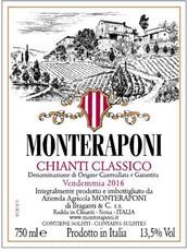 Monteraponi Chianto Classico-organic