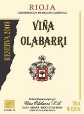 Vina Olabarri Gran Reserva Rioja