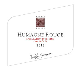 Domaine Jean Rene Germanier Humagne Rouge-Swiss Red