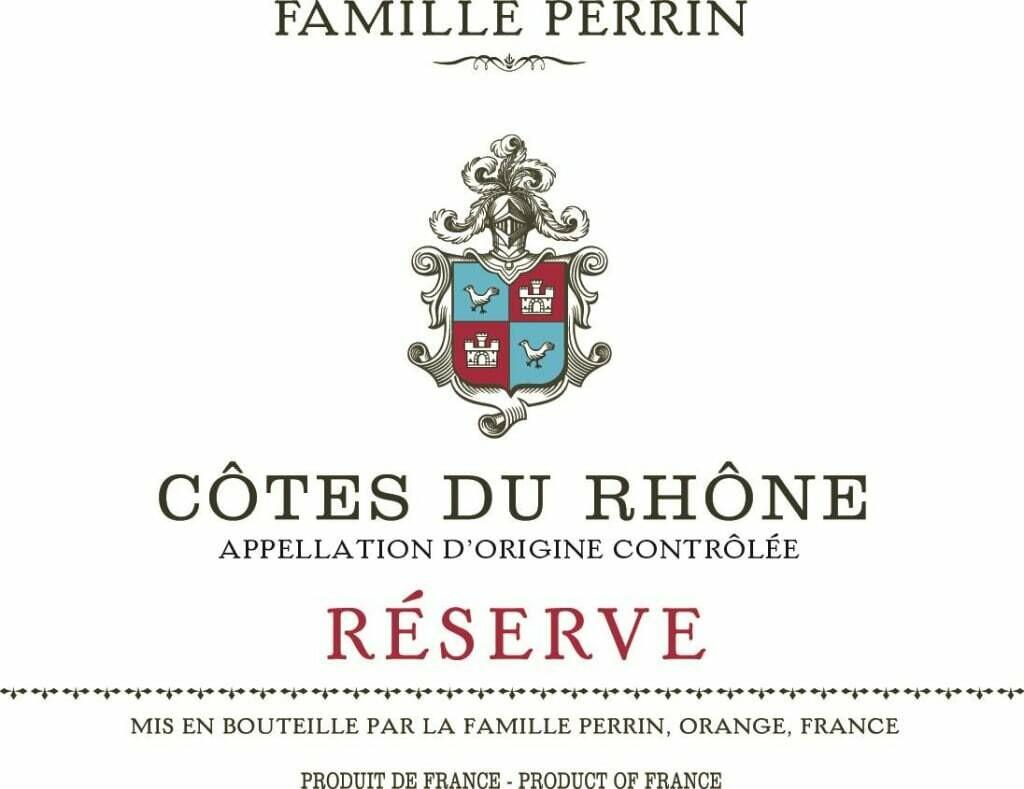 Perrin Cotes du Rhone - 750 ml