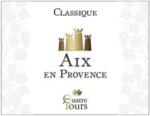 Quatre Tours AIX Rose 750ml -sustainable