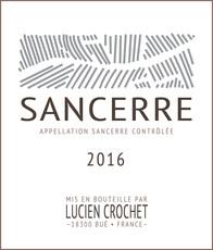 Lucien Crochet Sancerre Blanc -organic