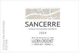 Lucien Crochet Sancerre Pinot Rose