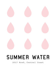 Summer Water Rose 750ml- sustainable