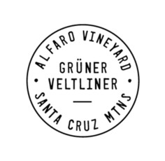 Vocal Vineyards Santa Cruz Mountains Gruner Veltliner Alfaro Vineyard