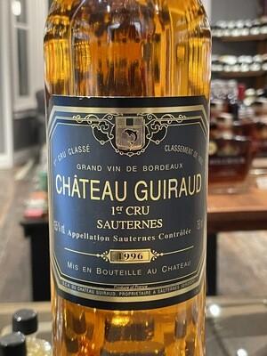 1996 Chateau Guiraud, Sauternes 1er Cru Classe- organic