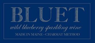 Bluet, Sparkling Blueberry Wine