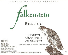 Falkenstein, Riesling -organic
