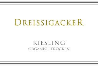 Weingut Dreissigacker Riesling Trocken - organic