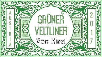 Von Kisel Gruner Veltliner - sustainable