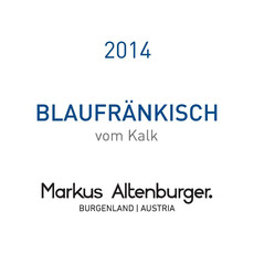 Markus Altenburger Blaufrankisch - organic