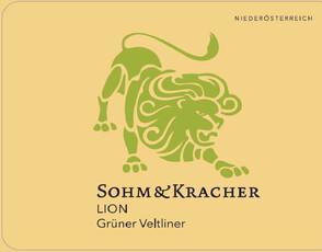 Sohm & Kracher Lion Gruner Veltliner- organic